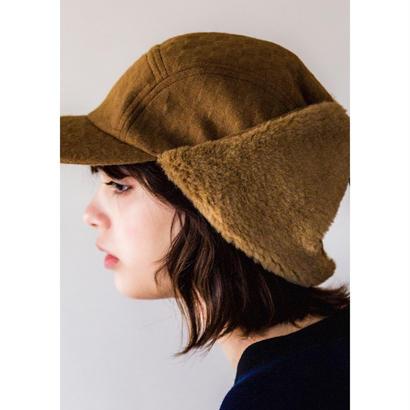 ANITYA/Boa jet cap( Camel)