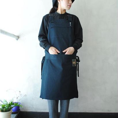 ASEEDONCLOUD ・Handwerker/Work Apron 備前一号(charcoal)