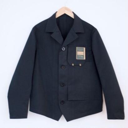 ASEEDONCLOUD Handwerkers/work jacket (備前壱号・ charcoal)