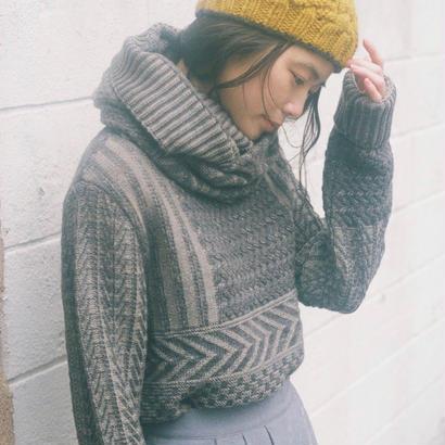 "rikolekt/""nostalgia"" sweater(gray)"