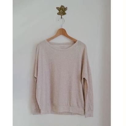 lamé pullover