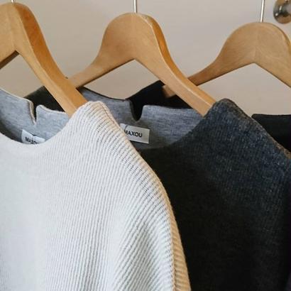 Rib pullover