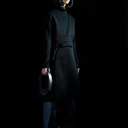 AID Jumper Skirt (black)
