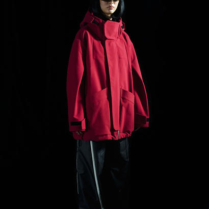 [Preorder] Distopia Coat (red)