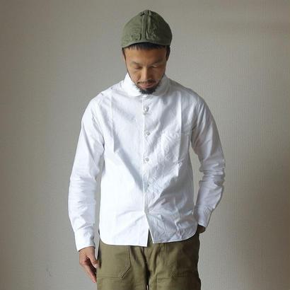 【明石で生まれたシャツ】LASSO  SPOON SHIRT WHT  ラッソ スプーンシャツホワイト