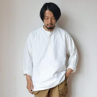 【完売御礼】DEADSTOCK デッドストック ロシア軍スリーピングシャツ ホワイト