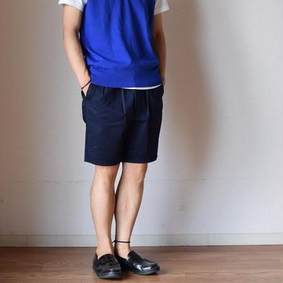 Ordinary fits オーディナリーフィッツ TRAVEL SHORTS トラベルショーツ NVY ネイビー UNISEX 男女兼用