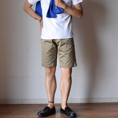 【2017春夏新作】F.O.B FACTORY FUSION SHORTS KHAKI エフオービーファクトリー フュージョンショーツ カーキ