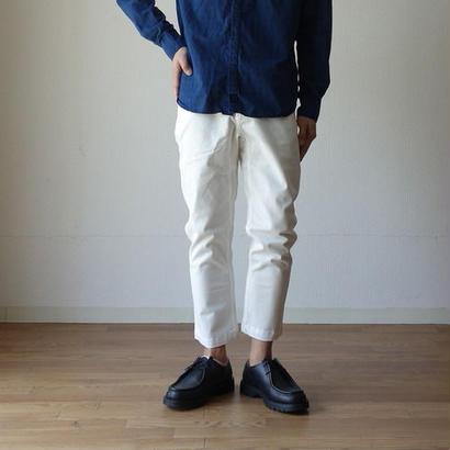 【ラスト1点!】GRAMICCI グラミチ 0820-NOJ CROPPED PANTS クロップドパンツ WHT ホワイト