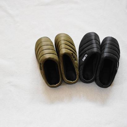 【冬に履くサンダル】SUBU スブ ブラック/カーキ