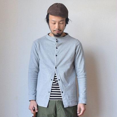 【ガンジーシリーズの新モデル】nisica ニシカ ガンジーカーディガン グレー