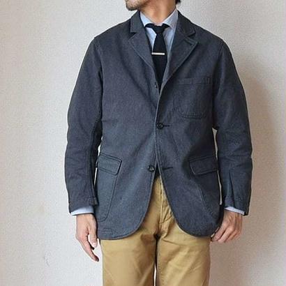 【名作ジャケットの新色です!】WORKERS ワーカーズ ラウンジジャケット グレー