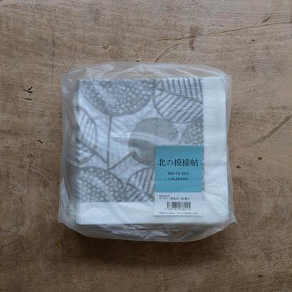 点と線模様製作所 紙ナプキン(紫陽花)