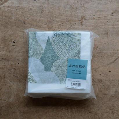 点と線模様製作所 紙ナプキン(mori)