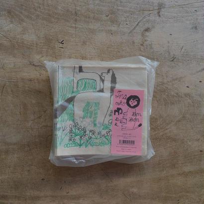 トラネコボンボン 紙ナプキン(ウマ)
