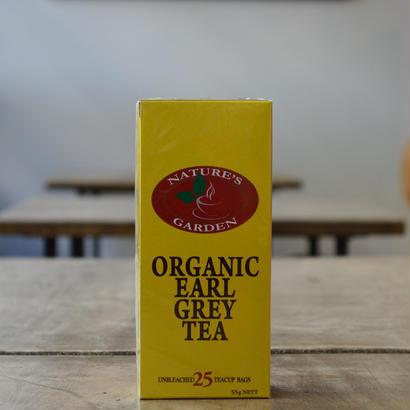 有機紅茶アールグレイ・ティーバッグ