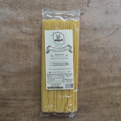 マシャレッリ・パスタ スパゲッティ
