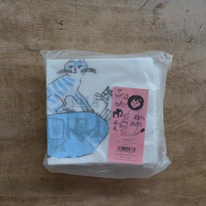 トラネコボンボン 紙ナプキン(ネコ)