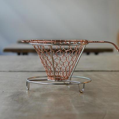 手編みコーヒードリッパー(1~4杯用)
