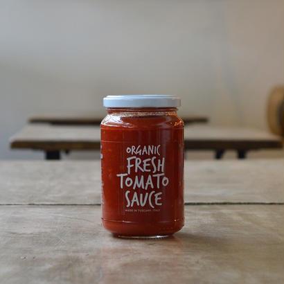 有機フレッシュトマトソース