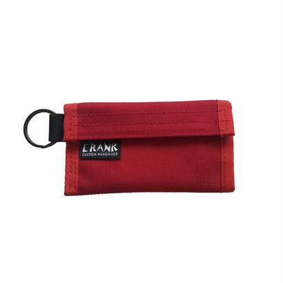 Coin Wallet  [Red x Red]