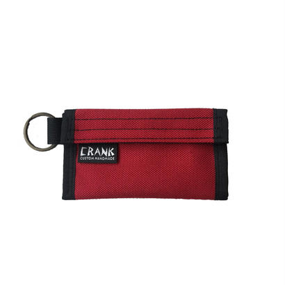 Coin Wallet  [Red x Black]
