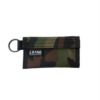 Coin Wallet  [Woodland]