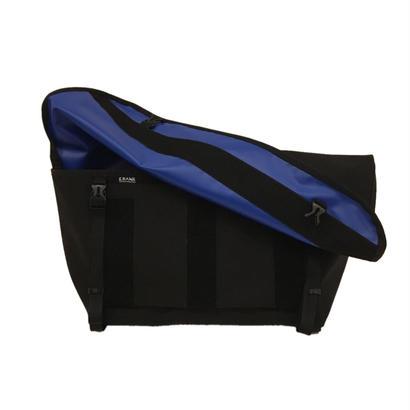 SLASH medium Cordura [Black × Blue]