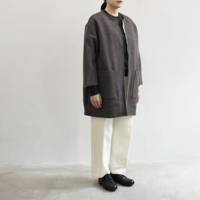 Worke's nobility  / Loose Jacket / col.トープ