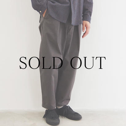 pssst,sir / slip pants / sl001 / Men's