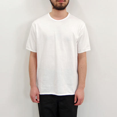 THE HINOKI / オーガニックコットン リンガーTシャツ / col.ホワイト