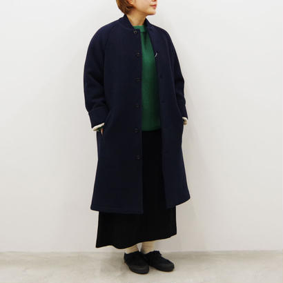 bunt / STADIUM COAT / Lady's / col.ネイビー / size 2