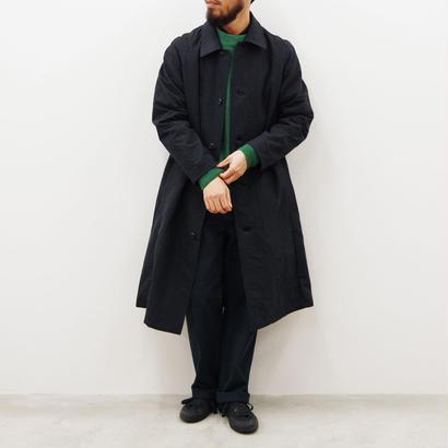 THE HINOKI / 綿毛馬布バルマカーンコート