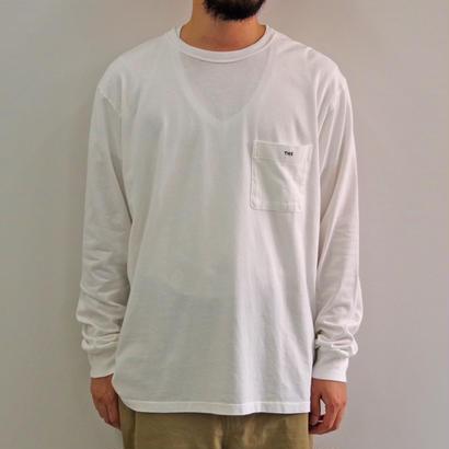 THE HINOKI / 「THE  」バンドTシャツ / col.ホワイト