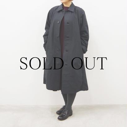 THE HINOKI / 綿毛馬布のバルマカーンコート / Lady's