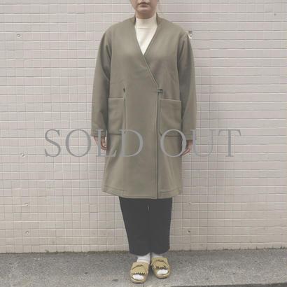 bunt / GOWN COAT / col.カーキ / Lady's
