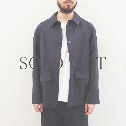 bunt / SW SOUTIEN COLLAR JACKET / col.ネイビー / size 2
