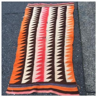 40's Navajo indian Rug