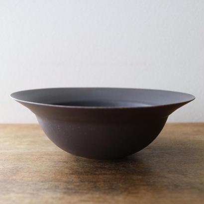 pasta  bowl ・ brown