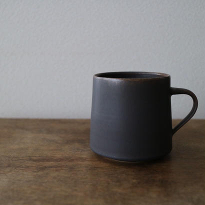 purin mug    brown