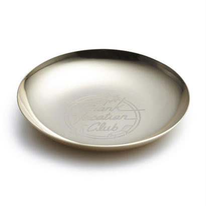 F.V.C. GOLD ASHTRAY by Mr.FRANK GOLD【FKJP-AC-158】