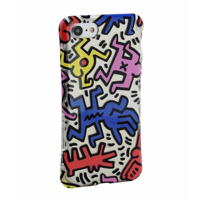Keith Haring Collection TPU Case for iPhone 7 (Chaos)【KH-005】