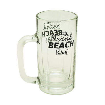 FRANK BEACH CLUB BEER GLASS【FKJP-AC-118】