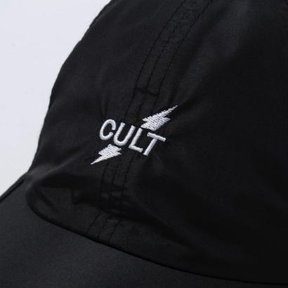 CRUSH CAP (BLACK) 【CC17AW-004 】