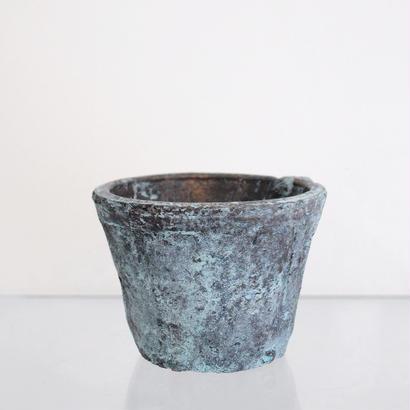 sabi bucket M / 緑青