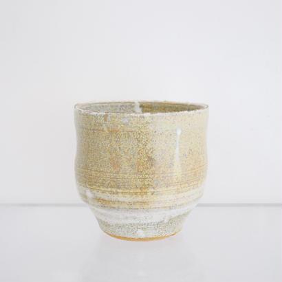 チタンマット釉流紋鉢 - 大貫弘由岐