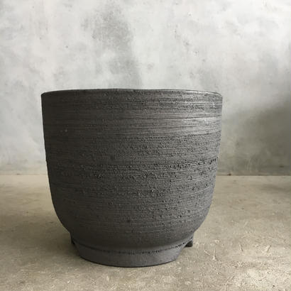 水昇岩 custom pot LL(6号)