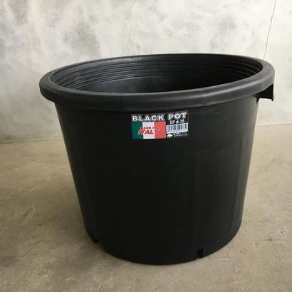black  pot (made in italy ) φBP38