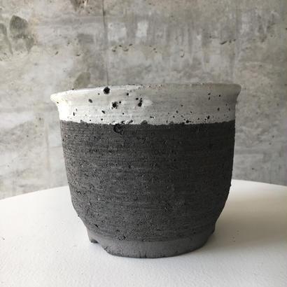 水昇岩 custom pot  L(5号)