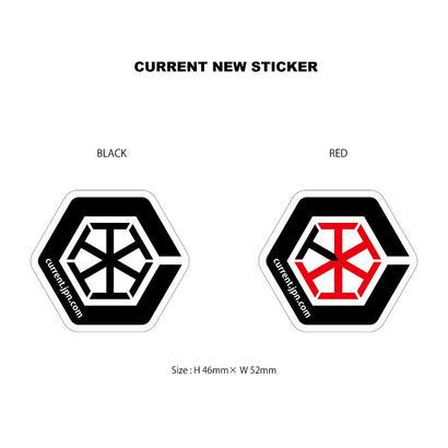 CURRENT NEW STICKER SET